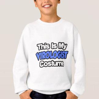 This Is My Virologist Costume Sweatshirt