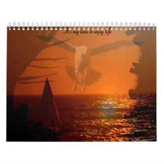 This is my Year_Calendar_by Elenne Boothe Wall Calendar