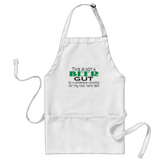 This is not a BEER GUT Adult Apron