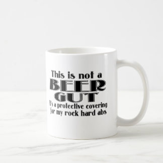 This is not a BEER GUT Coffee Mug