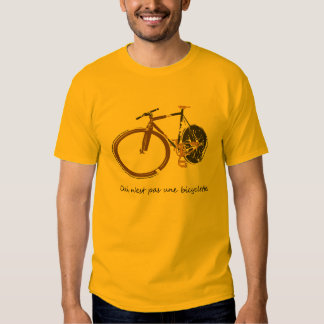 This is Not a Bike Shirt