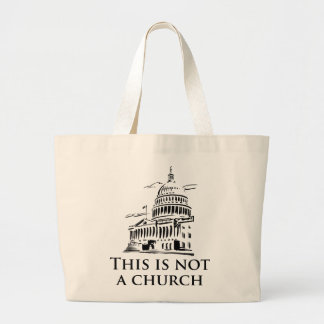 this is not a church bag