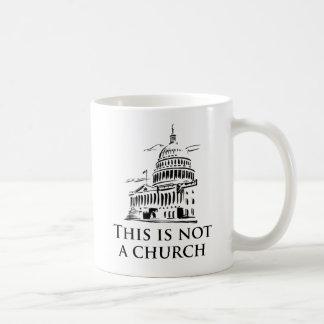 This is not a church coffee mug