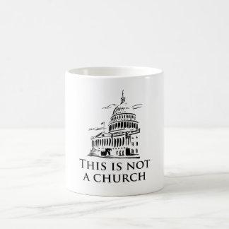 this is not a church mugs