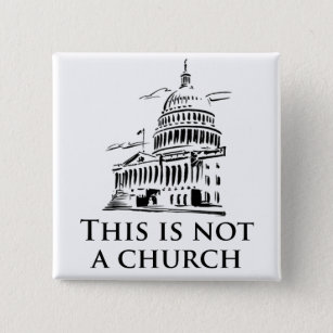state capitol buttons pins decorative button pins zazzle Alabama State Capitol Building this is not a church pinback button