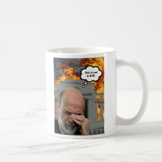 This is Not a Drill Classic White Coffee Mug
