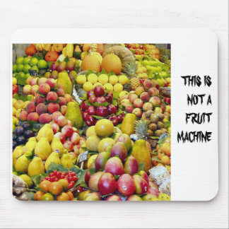 This is not a fruit machine mousepad