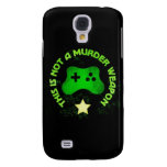 This is Not a Murder Weapon Galaxy S4 Covers