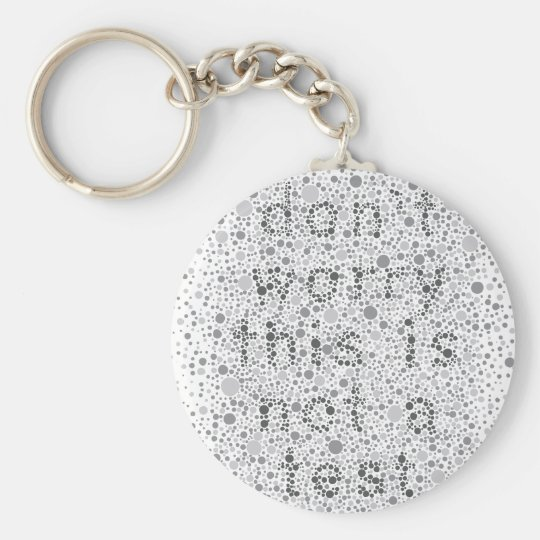 This is not a Test Keychain