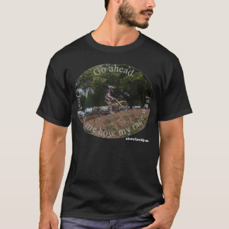 This is not how you land a bike! T-Shirt