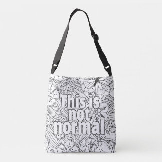 This is Not Normal Tote Bag