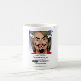 This Is Not Satire Coffee Mug