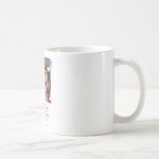 This Is Not Satire Mug