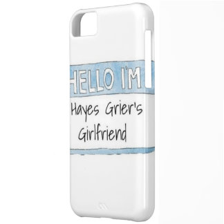this is one for them grier girls iPhone 5C case