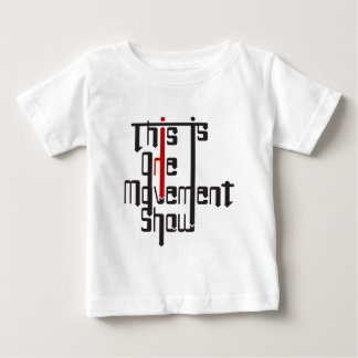 This Is One Movement Show T-shirts