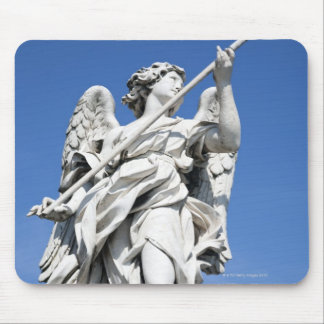 This is one of the angel statues of the famous 2 mouse pad