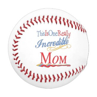 This Is One Really Incredible Mom Gift Collection Baseball
