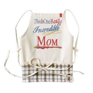 This Is One Really Incredible Mom Gift Collection Zazzle HEART Apron