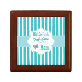This Is One Totally Fabulous Mom Keepsake Box