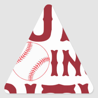 This Is Our City Boston Triangle Sticker