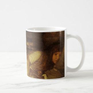 This is Our Corner by Sir Lawrence Alma Tadema Coffee Mug