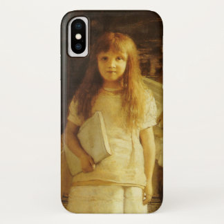 This is Our Corner by Sir Lawrence Alma Tadema iPhone X Case