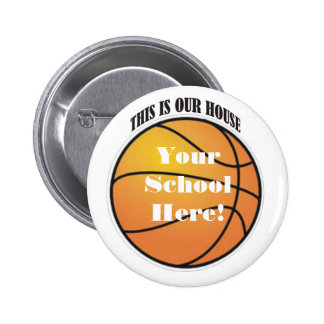 This is our house button. pinback button