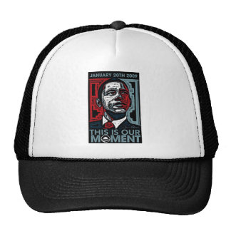 This Is Our Moment January 20th 2009 Trucker Hat