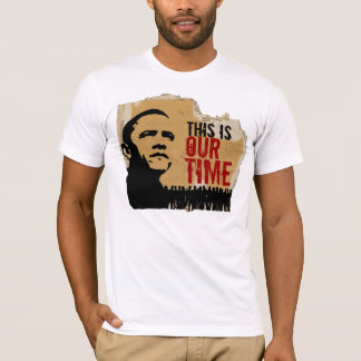 This is our time BO-C-CR - W T-Shirt