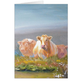This is our turf! greeting card