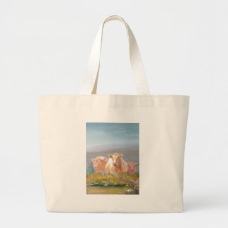 This is our turf! large tote bag