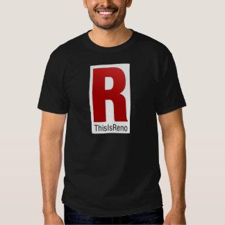 This Is Reno Dark T-Shirt
