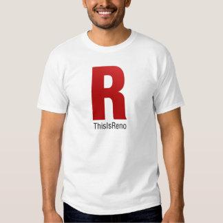 This Is Reno White T-Shirt