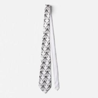 This is Sparta - Molon Lave - Black Neck Tie