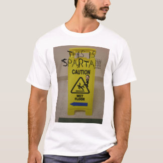 THIS IS SPARTA!!!! T-Shirt