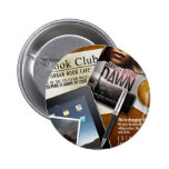 This is The Book Club Pinback Button