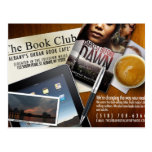 This is The Book Club Postcards