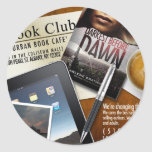 This is The Book Club Stickers