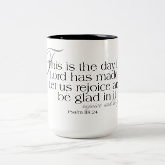 This Is The Day Classic Mug