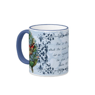 This Is The Day Ringer Mug