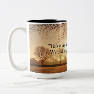 """This is the Day the Lord has made"" Coffee Mug"