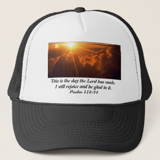 This is the day the Lord has made Trucker Hat