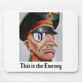 This Is The Enemy Mousepad