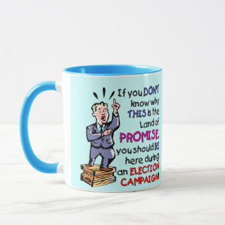 This is the Land of Promise Mug
