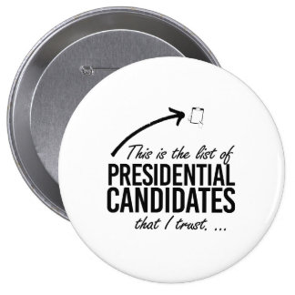 This is the list of candidates I trust - -  Pinback Button