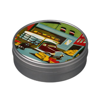 This is the Market... Candy Tins
