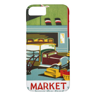 This is the Market... iPhone 7 Case