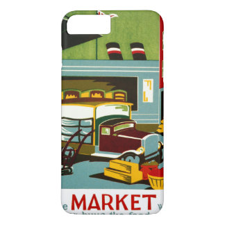 This is the Market... iPhone 7 Plus Case