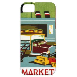 This is the Market... iPhone SE/5/5s Case