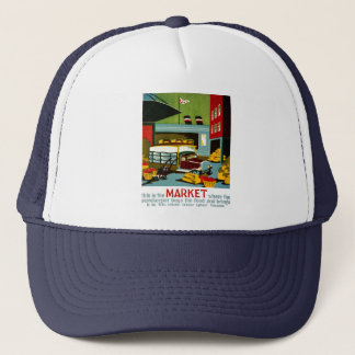 This is the Market... Trucker Hat